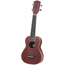 Fender California Coast Seaside soprano ukulele, natural