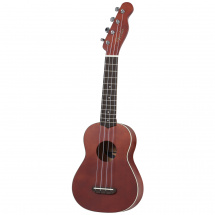 Fender California Coast Venice soprano ukulele, natural