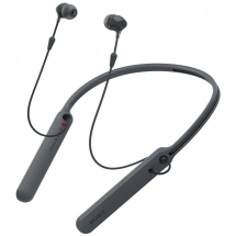 Sony WI-C400B Bluetooth in-ear headphones with neckband