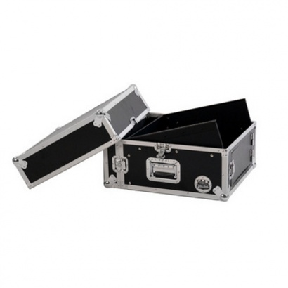 Road Ready RRVM2U Value Right, 10HE Mischpult-Flightcase (2HE)