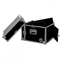 Road Ready RRVM4U Value Right, Mischpult-Flightcase (4HE/10HE)