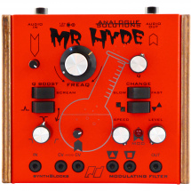 Analogue Solutions Mr. Hyde synthBlock filter effects box