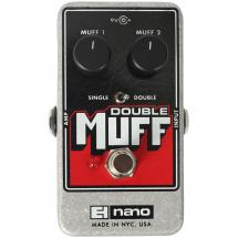 Electro Harmonix Double Muff Fuzz Overdrive-Pedal