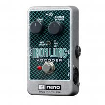 Electro Harmonix Nano Iron Lung Vocoder Vocal Effect
