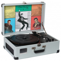 (B-Ware) Ricatech EP1950 Elvis Presley record player v1