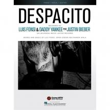 Hal Leonard - Despacito PVG sheet music