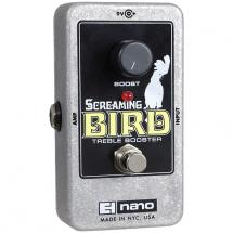 Electro Harmonix Screaming Bird Treble Booster Effektpedal