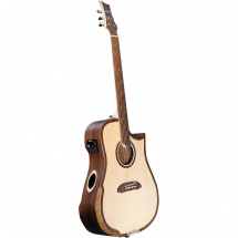 Riversong Tradition 2 P Performer Natural Satin with case