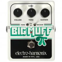 Electro Harmonix Big Muff Pi + Tone Wicker Distortion-Effektpedal