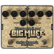 Electro Harmonix Germanium 4 Big Muff Pi Overdrive Distortion