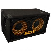 Markbass New York 122 (4 Ohm) 2x12 Zoll Bassgitarren-Speakerbox