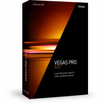 Vegas Pro 15 EDIT audio/video editing software
