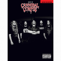 Hal Leonard - Best of Cannibal Corpse (Guitar)
