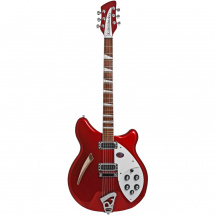 Rickenbacker 360 Stereo Ruby Red electric guitar