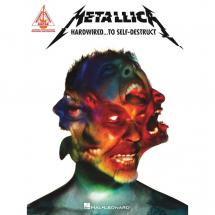 Hal Leonard - Metallica Hardwired... To Self-Destruct (Guitar)