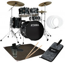 Tama Rhythm Mate Black drum kit