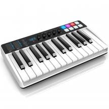 IK Multimedia iRig Keys I/O 25 MIDI keyboard with audio interface