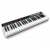 IK Multimedia iRig Keys I/O 49 MIDI keyboard with audio interface