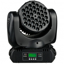 (B-Ware) Briteq BT-W36L3 LED Wash Moving Head v5