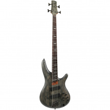 (B-Ware) Ibanez SRFF800 Bass Workshop Black Stained v1
