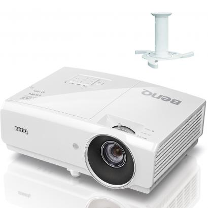 BenQ MH741 projector with NewStar bracket