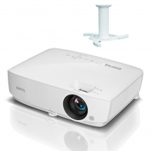 BenQ MS531 projector with NewStar bracket