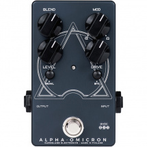 Darkglass Alpha Omicron distortion effects pedal for bass guitar