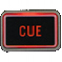 Numark CUE button for NDX800 CD player