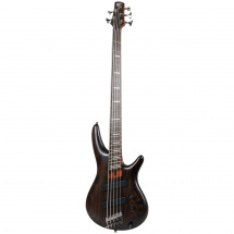 Ibanez SRFF805 Walnut Flat 5-string electric bass guitar