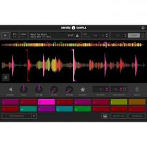Serato Sample Plugin DJ software scratch card