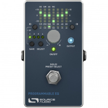 (B-Ware) Source Audio SA170 Programmable EQ Effektpedal