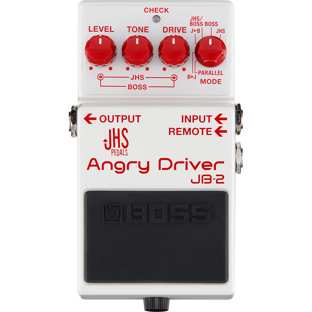 Boss JHS JB 2 Angry Driver effects pedal