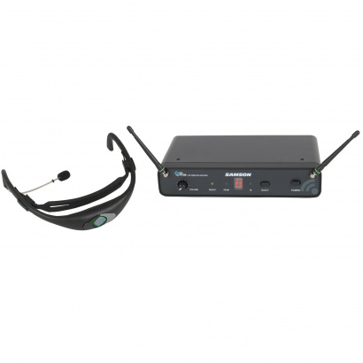 (B-Ware) Samson AirLine 88 Headset Wireless-System (G: 863 - 865 MHz)