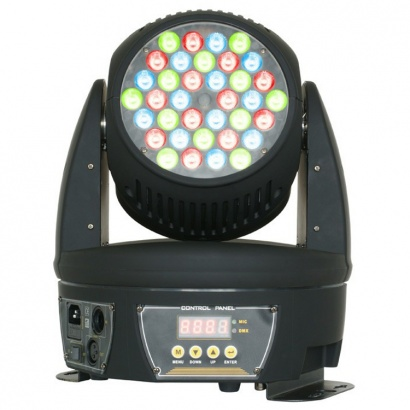 Beamz MHL-216 doppelter Washer Moving Head