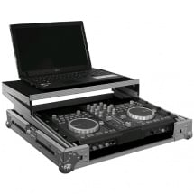 JV Case Flightcase für DMC-2000 Controller + Laptop