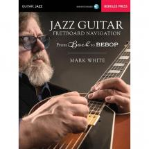 Hal Leonard - Jazz Guitar Fretboard Navigation guitar book (NL)