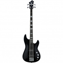 Hagstrom Super Swede Bass Black Gloss
