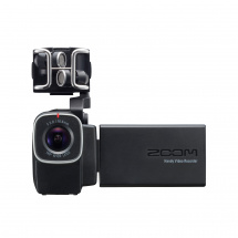 (B-Ware) Zoom Q8 Audio-Video-Recorder