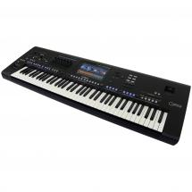 Yamaha Genos 76-note workstation keyboard