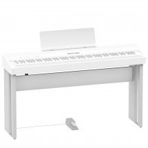 Roland KSC-72-WH stand for FP-60, white