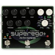 Electro Harmonix Superego+ Synth Engine / Multi Effect