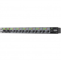 Rane MX6S 6-channel mixer with signal splitter