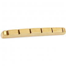 Fender Yngwie Malmsteen pre-slotted brass nut