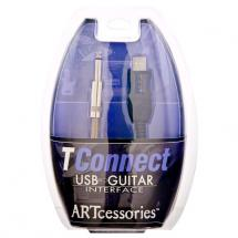 ART TConnect Interface-Kabel USB - Gitarre