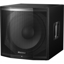 Pioneer Pro Audio XPRS-115S active 15-inch subwoofer