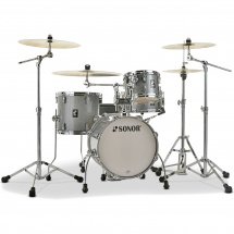 Sonor AQ2 BRF Safari Brown Fade 4-piece shell set