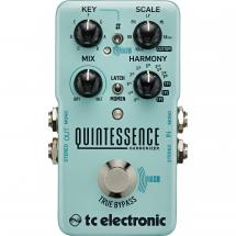 TC Electronic Quintessence Harmonizer effects pedal