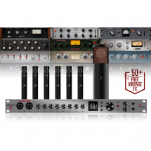 Antelope Audio Discrete 8 & Verge & Edge Mics studio bundle