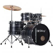 Odery IR.201 inRock Black Mist 5-piece shell set incl. hardware