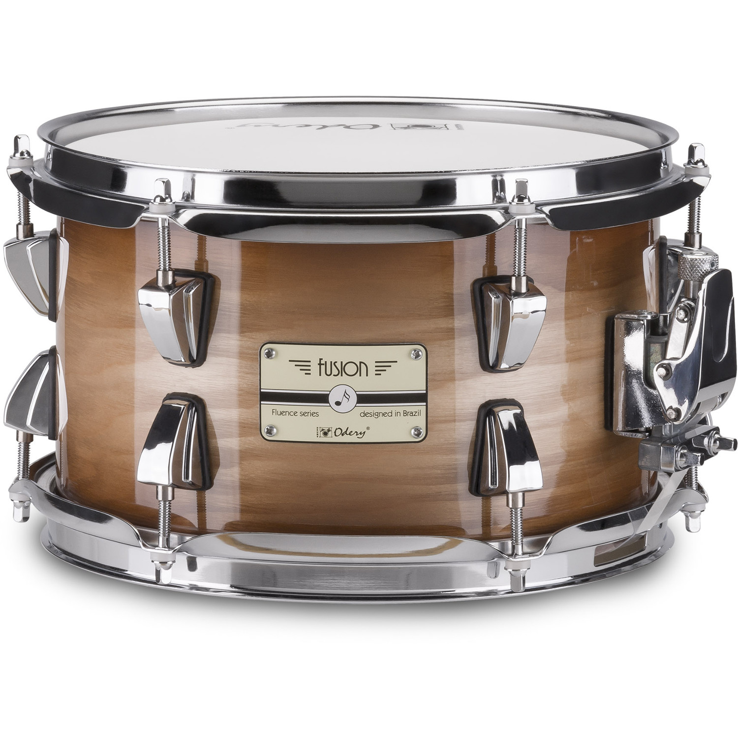 Odery Fluence 10 x 6 inch snare drum, Magma Vintage